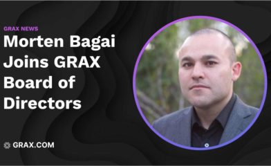 Morten Bagai Joins GRAX Board of Directors